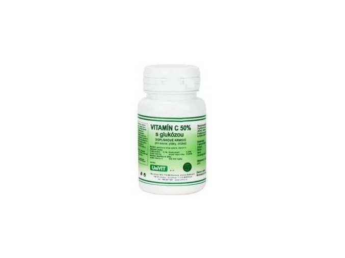 Vitamin C Roboran 50 s glukózou plv