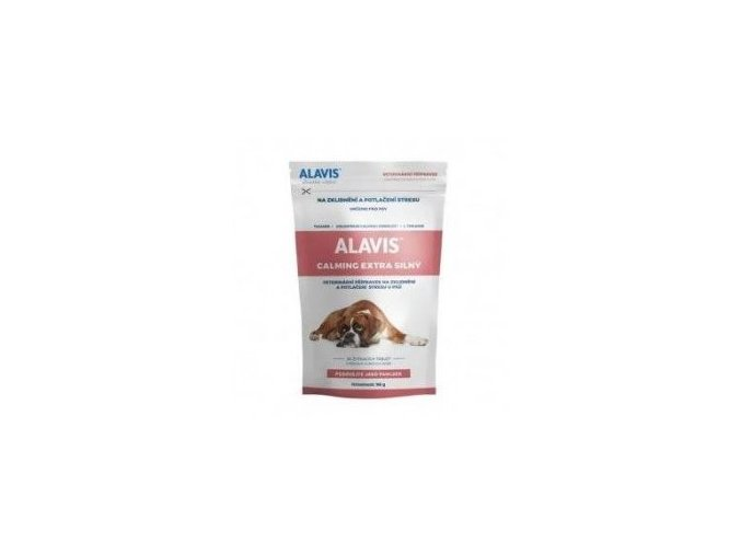 Alavis Calming Extra silný pro psy 96g 30tbl