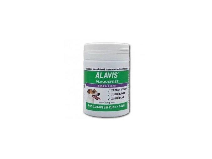 Alavis PlaqueFree pro psy a kočky 40g