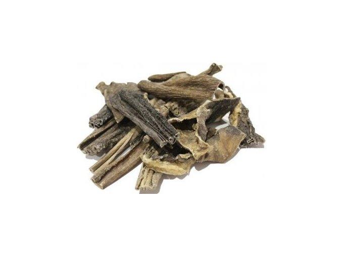 NATURECA pochoutka Hovězí dršťky sušené 25cm 250g