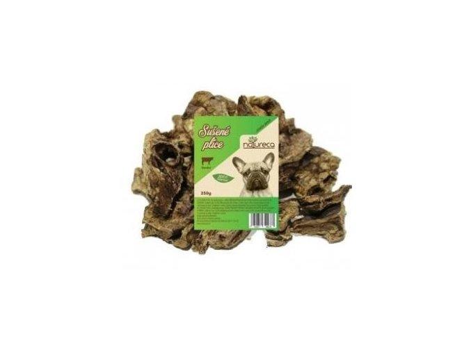NATURECA pochoutka Hovězí plíce sušené 250g