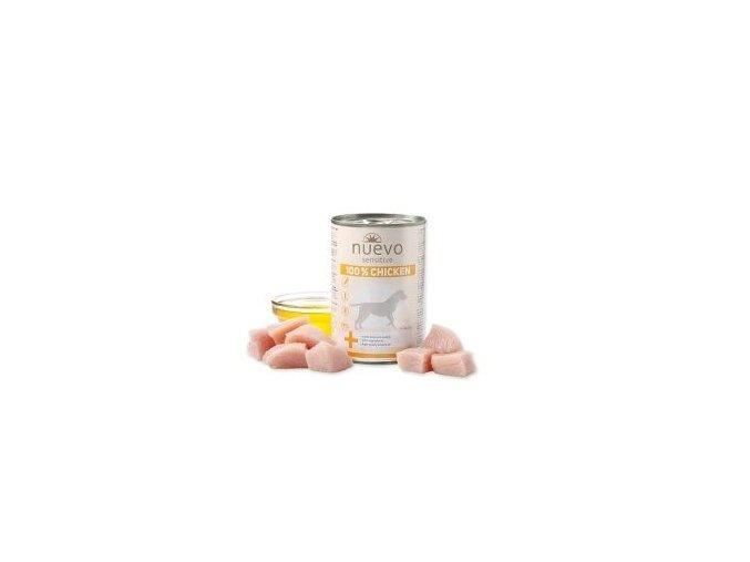 Nuevo pes Sensitive Kuřecí Monoprotein 400g