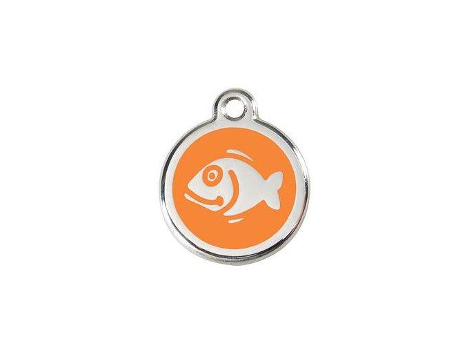 RD ryba oranžová