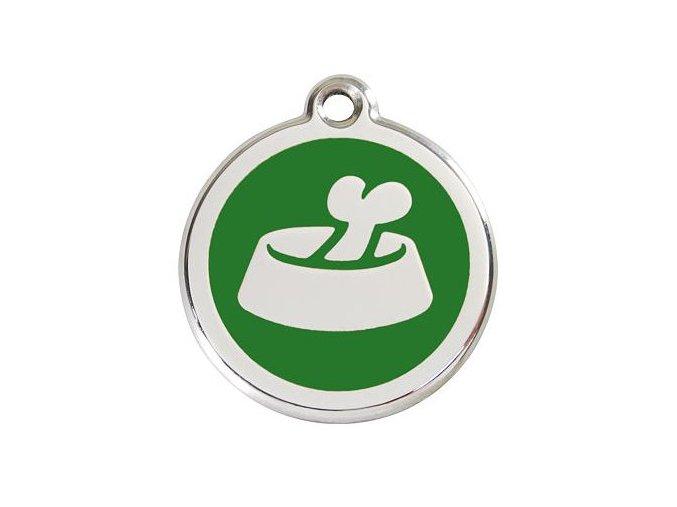 RD miska zelená výprodej