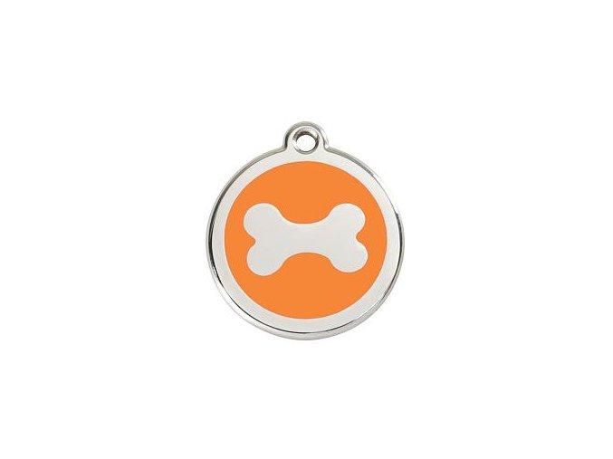 RD kost oranžová