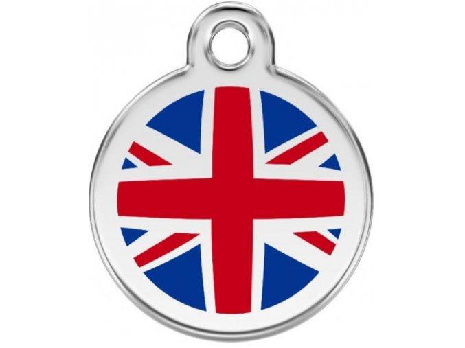 RD UK vlajka