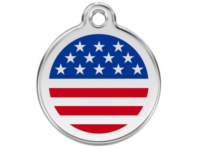 RD USA vlajka