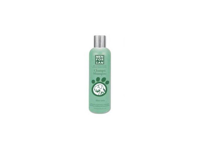 Menforsan Šampon zklidňující a hojivý s Aloe Ver