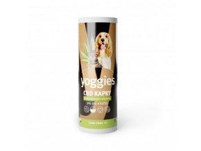 Yoggies® CBD olej 3,2 % pro psy a kočky