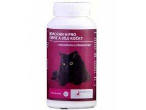 Roboran H pro kočky Černé a Bílé plv 60g