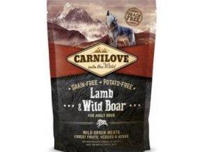 Carnilove Dog Lamb & Wild Boar for Adult