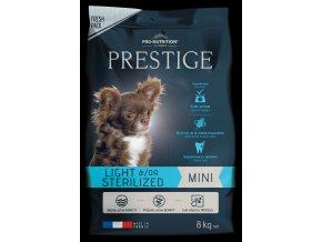 Prestige Light Sterilized Mini 8Kg def