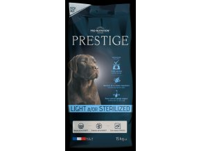 Prestige Light Sterilized 15Kg def