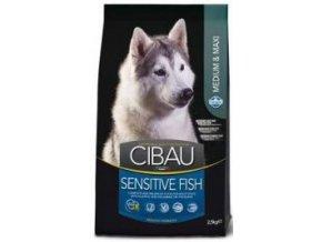 CIBAU Adult Sensitive Fish&Rice