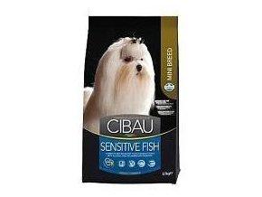 CIBAU Adult Sensitive Fish&Rice Mini