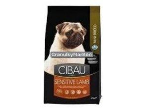 CIBAU Adult Sensitive Lamb&Rice Mini