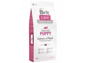 Brit Care Dog Grain-free Puppy Salmon & Potato