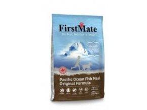 First Mate Dog Pacific Ocean Fish Original