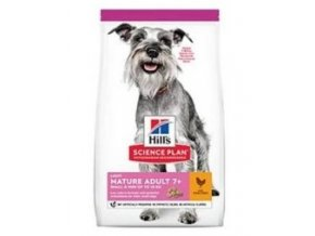Hill's Can.Dry SP Light Adult Small&Mini Chicken 6kg