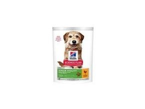 Hill's Can.Dry SP Mat.Adult7+Senior Small&Mini Ch 6kg