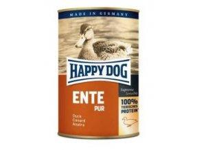 Happy Dog konzerva Ente Pur kachní 400g