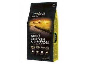Profine NEW Dog Adult Chicken & Potatoes