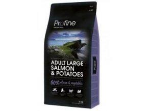 Profine NEW Dog Adult Large Salmon & Potatoes