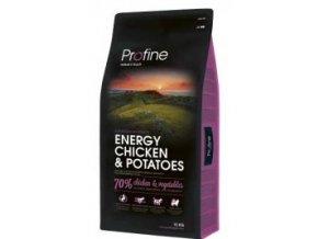 Profine NEW Dog Energy Chicken & Potatoes