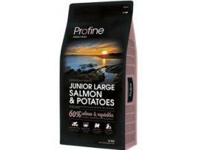 Profine NEW Dog Junior Large Salmon & Potatoes