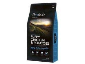 Profine NEW Dog Puppy Chicken & Potatoes