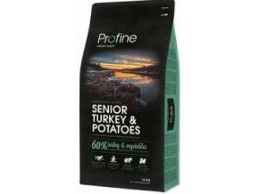 Profine NEW Dog Senior Turkey & Potatoes