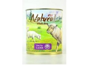 TOBBY konz. Natural Lamb 850g