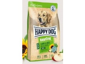 Happy Dog Natur Croq Lamb&Rice 15kg