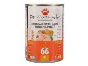 Perrito konzerva pes Chicken, Potato & Herbs 400g