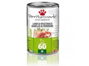 Perrito konzerva pes Lamb & Vegetables 395g
