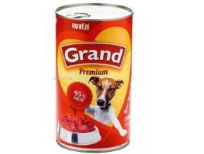 GRAND konz. pes hovězí