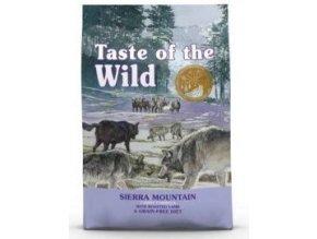 Taste of the Wild Sierra Mountain Canine