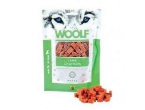 WOOLF pochoutka lamb chunkies 100g