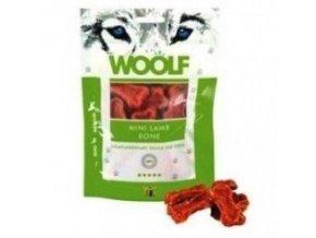 WOOLF pochoutka mini lamb bone 100g