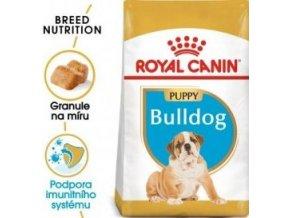 Royal Canin Breed Buldog Puppy/Junior