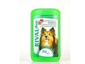 Šampon Bea Rival DUO pro psy, dlouhá srst 310ml