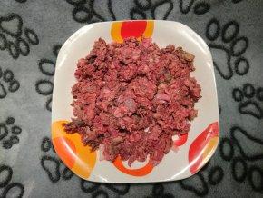 Jehněčí maso, dršťky, chrupavky rozmr