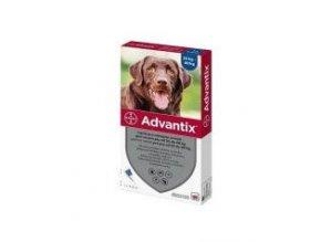 Advantix Spot On 1x4ml pro psy nad 25-40kg (1 pipeta)