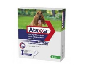 Ataxxa Spot-on Dog XL 2000mg/400mg 1x4ml