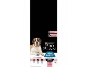 ProPlan Dog Adult Large Robust Optiderma losos14kg