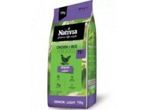 Nativia Dog Senior&Light