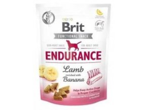 Brit Care Dog Functional Snack Endurance Lamb 150g