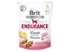 Brit Care Dog Functional Snack Endurance Lamb 150g