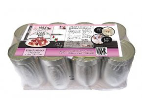 MAX deluxe kuřecí žaludky - svalovina