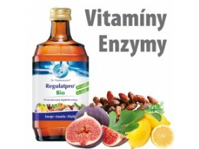 Fermentovaný doplněk stravy Regulatpro Bio 350 ml